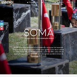 Soma : souvenir meurtri d'une catastrophe minière