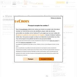 «Slave Auction», le souvenir douloureux du commerce des esclaves