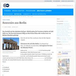 Souvenirs aus Berlin