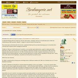 LES SOUVENIRS DE P. DAUNAS, BEURLAY. Boulangerie.Net
