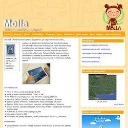 Hyviä iPad-sovelluksia lapsille ja lapsenmielisille...