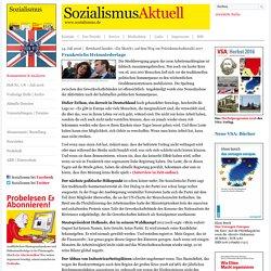 Sozialismus: Frankreichs Heimniederlage