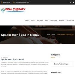 Spa in Nepal