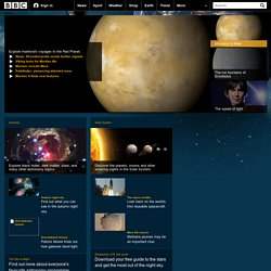 BBC Space – Explore the planets, black holes, stars and more