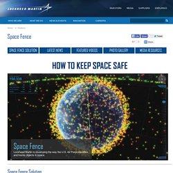 Space Fence · Lockheed Martin