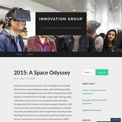 2015: A Space Odyssey