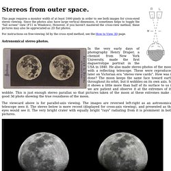 Space Stereos.