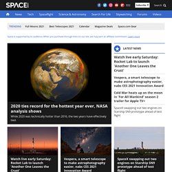 Learn More at Space.com. From Satellites to Stars, NASA informat