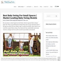 Market Leading Baby Swing Models