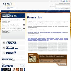 Spacq - Formation