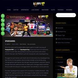 Spadegaming : Daftar Agen Slot Spadegaming Resmi Indonesia