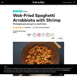 This Spicy Spaghetti Is Rocking Our World—and It Has a Special Secret