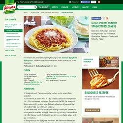 Spaghetti Bolognese – Hier gibt's die Rezepte