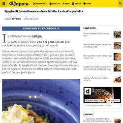 Spaghetti tonno e stracciatella: ricetta perfetta
