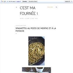 Pesto menthe-pistache