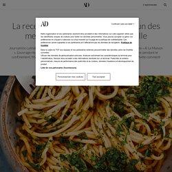 La recette des spaghettis à l'ail de l'un des meilleurs restaurants de Marseille