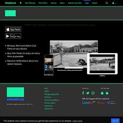 Spamflix, la plateforme de streaming pour les films cultes (film gratuit si inscription jusqu'au 22 mai)