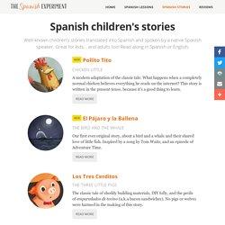 Spanish Children's Stories - The Spanish Experiment