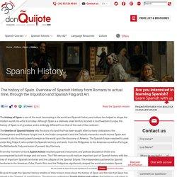 Spanish History - History of Spain