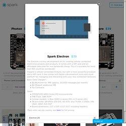 Open source IoT toolkit