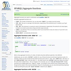 SPARQL/Aggregate functions