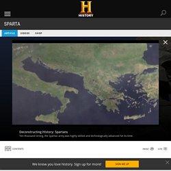 History.com: Sparta