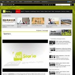 Spartaco_Rai Storia