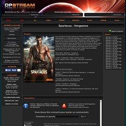 Spartacus : Vengeance en streaming