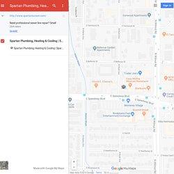 Spartan Tucson Plumbing – Google My Maps