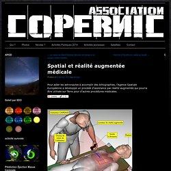 Spatial et réalité augmentée médicale