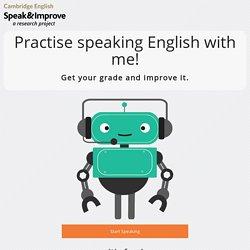 Speak & Improve