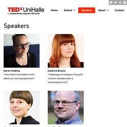 TEDxUniHalle 2017