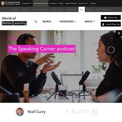 The Speaking Corner Podcast