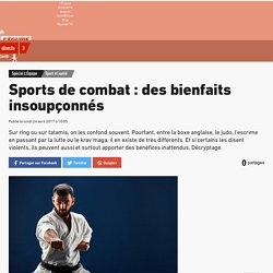 Spécial L'Équipe - Sport et santé - Sports de combat : des bienfaits insoupçonnés