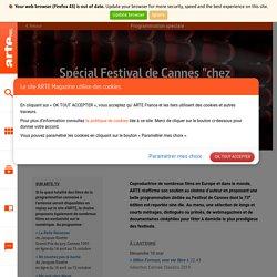 """Spécial Festival de Cannes """"chez vous"""""""