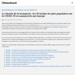 Special Report: Les Mythes sur le COVID-19 – NewsGuard