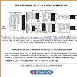 1971 Special Virus Flow Chart Download