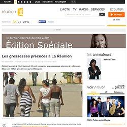 L'Edition Spéciale – Les grossesses précoces à La Réunion – réunion 1ère