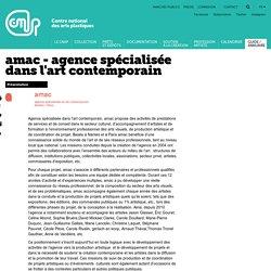 amac - agence spécialisée dans l'art contemporain