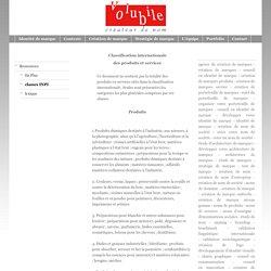 Agence spécialisée dans la création de nom - classes INPI