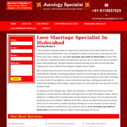 Love marriage specialist in hyderabad - Bengali baba - +91-9115657925