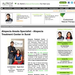 Find The Best Hair Loss Specialist in India