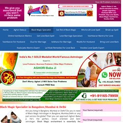 Black Magic Specialist Banglore