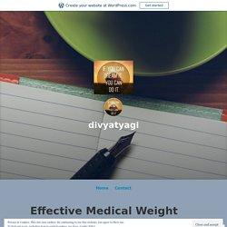 Effective Medical Weight Loss Specialist Woodbridge VA