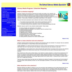 The School Library Media Specialist: Library Media Program: Introduction