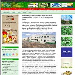 Azienda Agricola Gravagna: specialista in ortaggi biologici e prodotti biodinamici dalla Sicilia