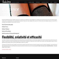 Agence Claudia Lomma Spécialiste des Relations Publiques, Relations Presse et Communication