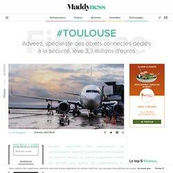 #Toulouse : Adveez, spécialiste des objets connectés dédiés à la sécurité, lève 3,3 millions d'euros - Maddyness