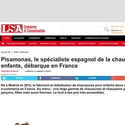 Pisamonas, le spécialiste espagnol de la... - Textile, habillement