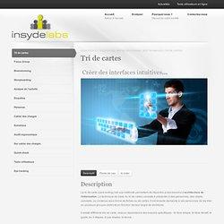 Insyde Labs > Spécialiste en Interaction et Expérience Utilisateur
